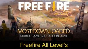 freefire all levels in hindi