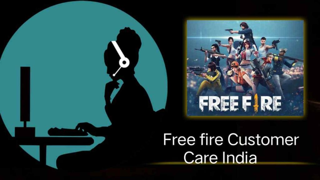 free fire contact number india